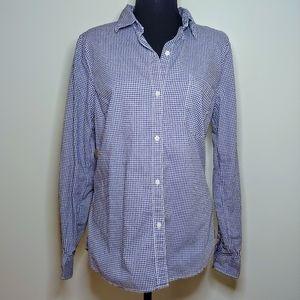 GAP Button Down Gingham Shirt